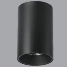 飞利浦COB明装筒灯 圆形筒灯 天花灯 背景墙照明图片