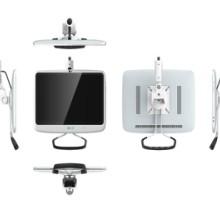 医用智慧平板电脑 智慧平板  多功能平板 病房平板电脑 上海平板定制   智慧病房  病房一体机图片