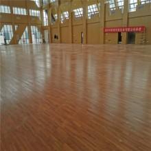 体育运动地板供应商 体育木地板实拍图图片