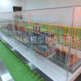 供应湖南科威模型KWDL89工厂供配电系统整体布置模拟沙盘 陕西富平县110KV电网沙盘模型