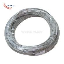 铁铬铝丝 0Cr21Al6Nb 铁铬铝高温电阻合金丝 铁铬铝高电阻丝图片