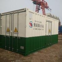 集装箱换热站 特种集装箱  集装箱热能设备  集装箱锅炉