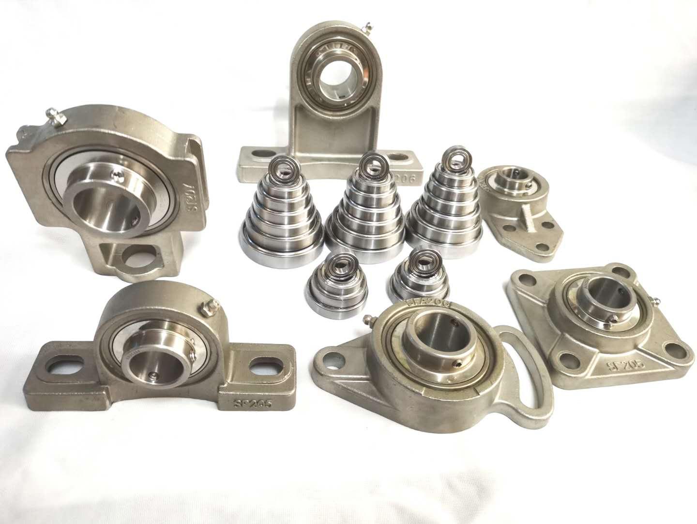 304不锈钢SUCFL204轴承厂家直销不锈钢轴承不锈钢轴承厂家
