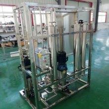 纯化水设备代加工北京纯水设备加工200L纯水反渗透双级组装安装 三达水化学化工生产线图片