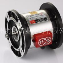 双法兰电磁离合刹车器通用型,电机减速机直连电磁离合刹车器图片