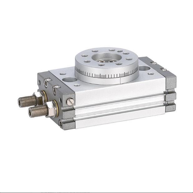 MSQ系列小型转台式回转摆动气缸 SMC基本型摆动气缸