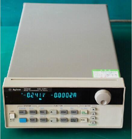 销售回收安捷伦66319D 66309D 66319B 直流电源  二手电源