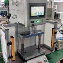 供应橡胶衬套压装机-液压伺服数控压力机图片