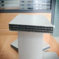 四川中空塑料模板 四川建筑塑料模板65/平方米