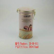 卡扣盖海苔罐定制厂家 卡扣盖海苔罐批发