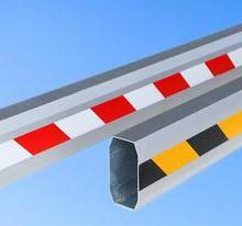 供应铝合金异型管材 六角管铝型材 铝合金升降杆自动门型材厂家兴发铝业图片