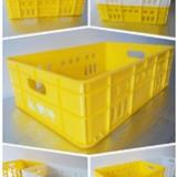 河北供应塑料田字网格叉车防潮垫板卡板-仓库地垫货架栈板-饮料托运塑料箱