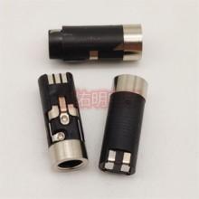 耳机插板 苹果3.5mm音频母座 5P 6P焊线式 立体双声道 苹果音频母座图片