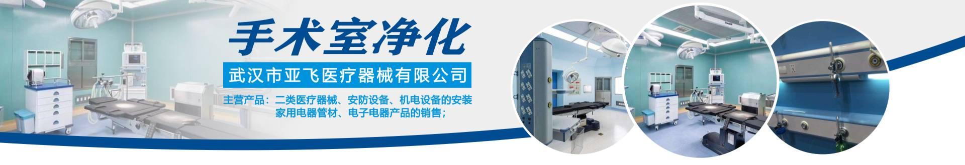 武汉市亚飞医疗器械有限公司