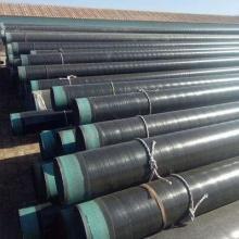 缠绕式三层结构聚乙烯防腐钢管批发