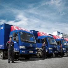 南通至济南大件物流 整车零担  特种运输公司   南通到济南直达专线图片