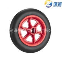 厂家供应6寸8寸10寸12寸橡胶实心胶粉轮 千斤顶发电机轮 欢迎询问图片