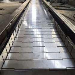 组装线链板输送机组装线链板输送机-卓远输送设备-链板输送机厂家定做