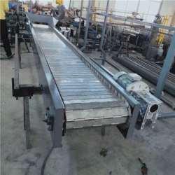德州市废钢链板输送机厂家厂家直销废钢链板输送机自动化设备承重力大