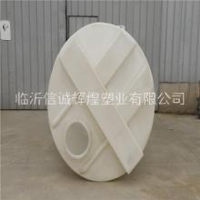 滚塑容器厂家直销5吨加药箱 熟胶牛筋料5000升加药罐pe药箱 5吨加药箱厂家