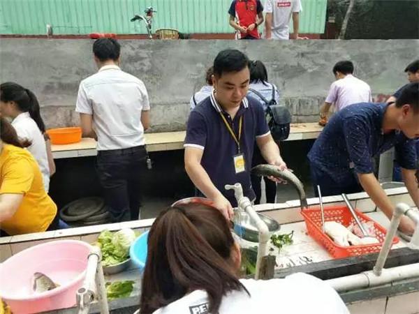 深圳凤凰山田中园农家乐野炊烧烤销售