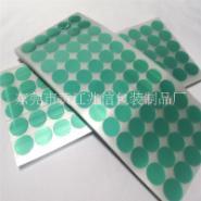 PET绿色高温胶 烤漆遮蔽胶带图片