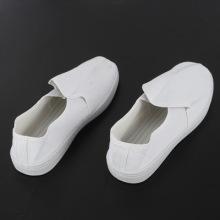 深圳防静电中巾鞋PVC底定制-价格-供应商-哪家好图片