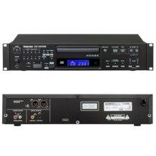 達斯冠 CD-200SB Tascam 固態/CD播放機 CD/U盤/SD卡播放 WAV/MP3高清播放專業抗震圖片