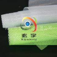PVC透明夹网图片