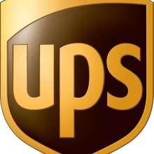 化妆品 电子品灯具国际快递UPS 深圳到欧洲门到门图片