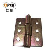 欧宝CL233A彩锌电柜铰链 工业柜门铰链 锌合金合页铰链图片